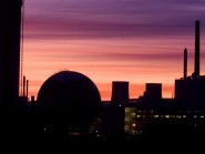 Construction workers at Sellafield were taking part in an early morning strike in a row over health and safety