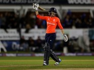 Sarah Taylor's 11th Twenty20 half-century helped England to victory