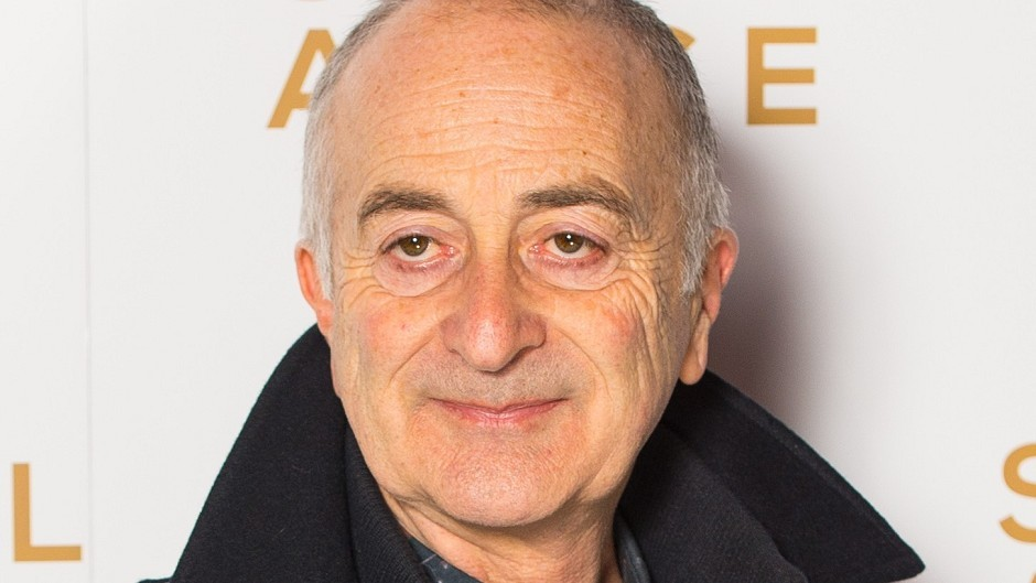 Sir Tony Robinson will deliver a talk in Aberdeen.