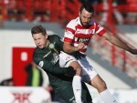 Dougie Imrie, right, feels Hamilton can have another good campaign