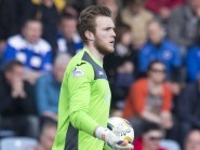Zander Clark has been tipped to challenge for the St Johnstone number one spot