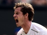 Andy Murray, pictured, beat Novak Djokovic in Montreal
