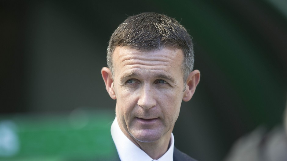 Ross County manager Jim McIntyre expects a tough match against Falkirk.