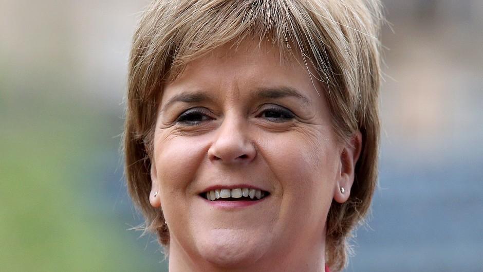 Nicola Sturgeon says education in Scotland has made progress despite challenges and pressures