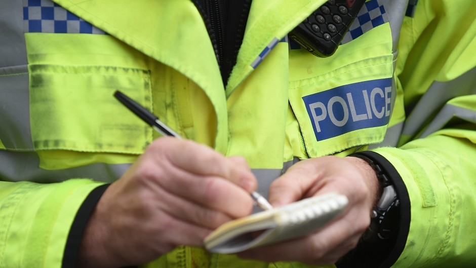 Police are investigating the robbery in Wick