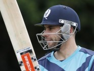 Kyle Coetzer made just seven but Scotland went on to claim a comfortable win