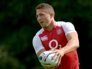 Sam Burgess has been included in England's Rugby World Cup squad