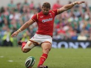 Leigh Halfpenny was instrumental in Wales' win over Ireland
