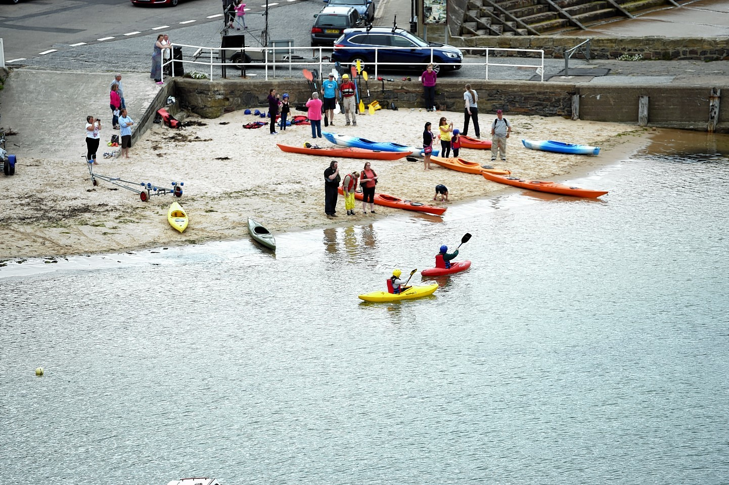 Cullen Harbour Gala Day.