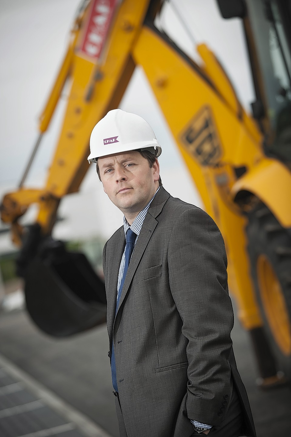 Hugh Craigie Joint managing director of CHAP group
