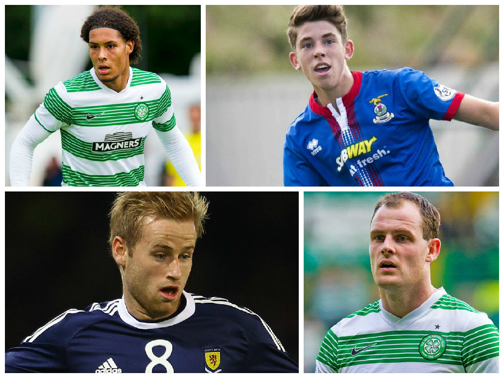 Van Dijk, Christie, Bannan and Stokes could all be on the move this month