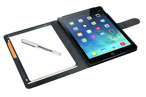 The sleek but simple Booqpad for iPad Air 2