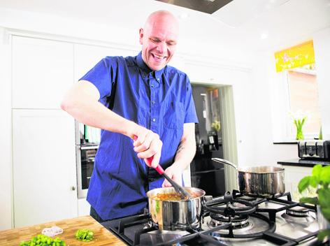 TV chef Tom Kerridge