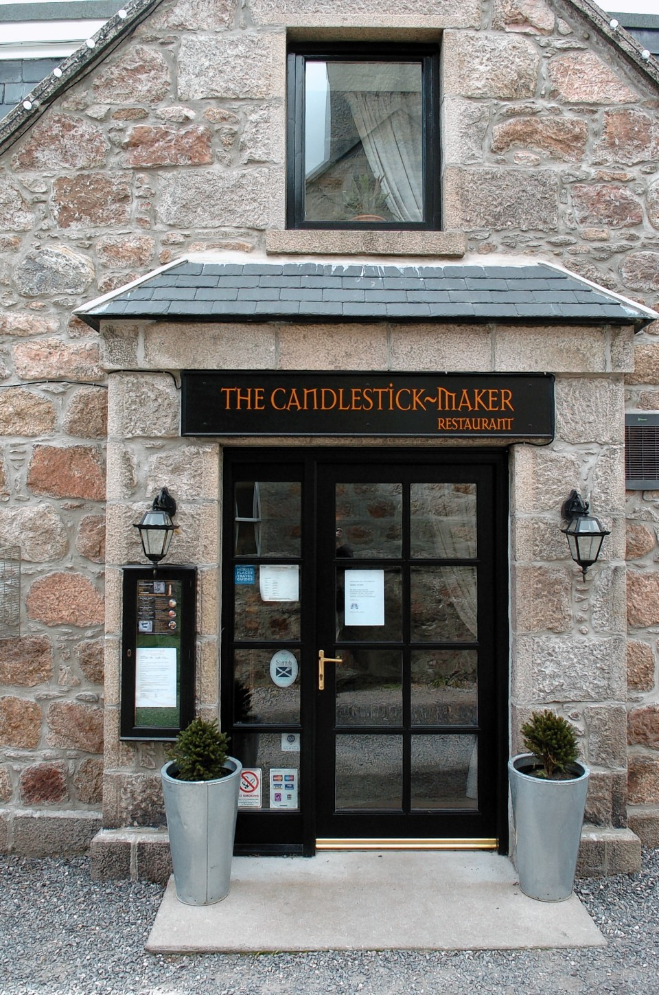 The Candlestick Maker could be turned into a chip shop and ice cream parlour