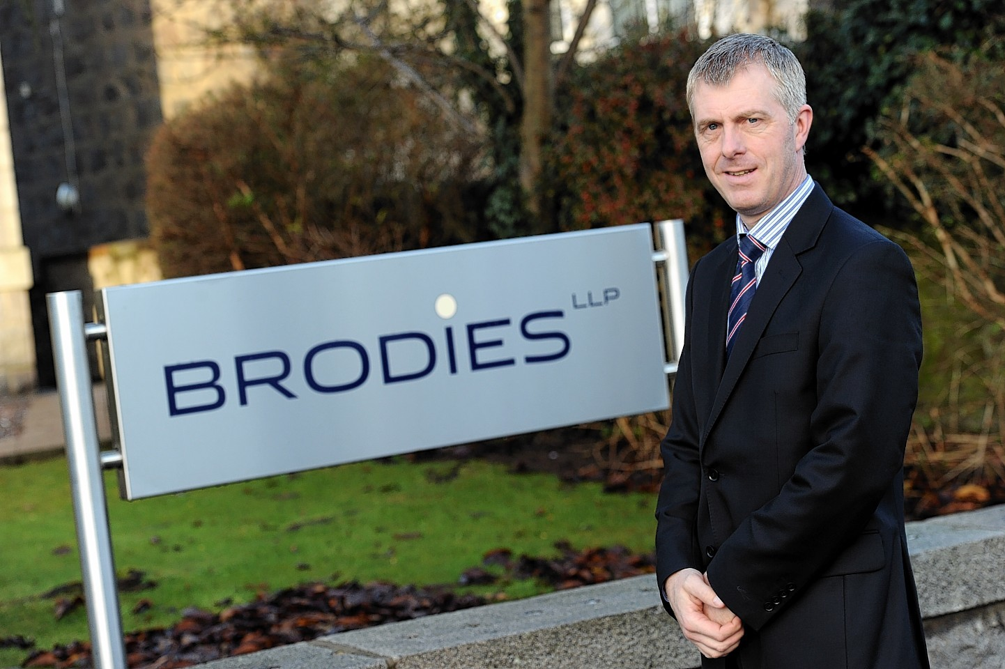 Clive Phillips of Brodies LLP