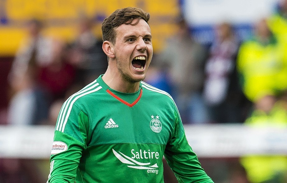 Danny Ward impressed for the Dons