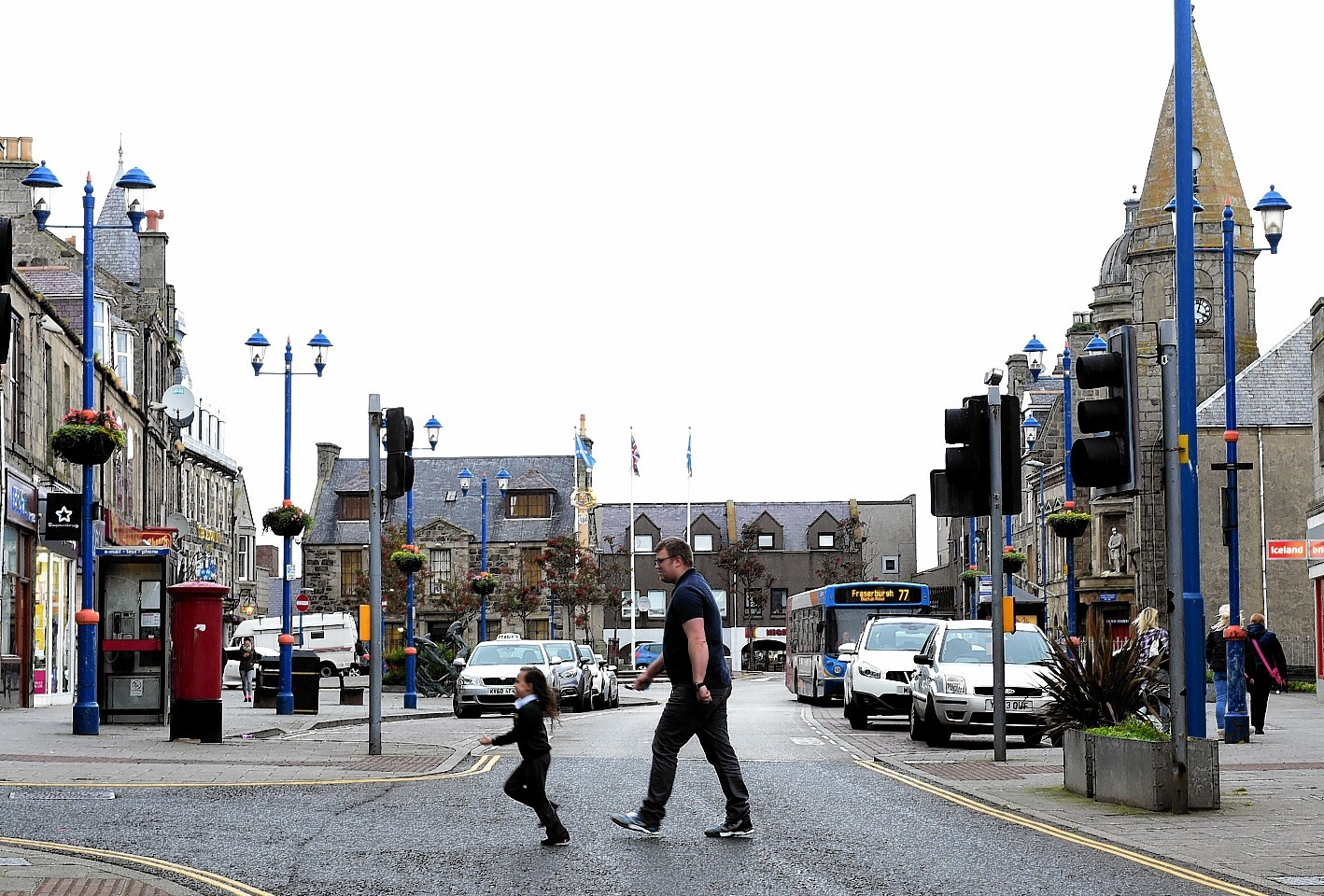 Campaign launched to light up Fraserburgh for Christmas | Press and ...