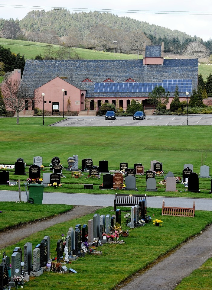 Inverness Crematorium and Kilvean Cemetery
