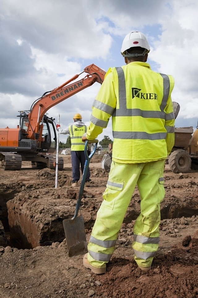 Kier Group construction