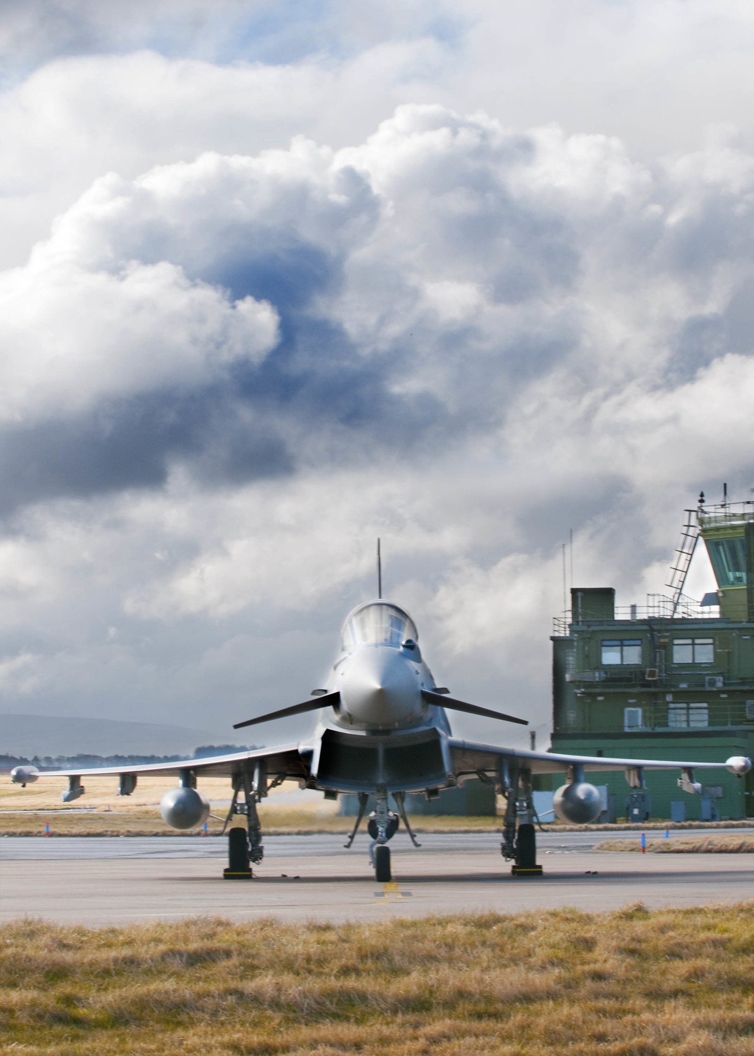 The Number 1 (Fighter) Squadron observed one of the busiest periods in its history since relocating to Moray.