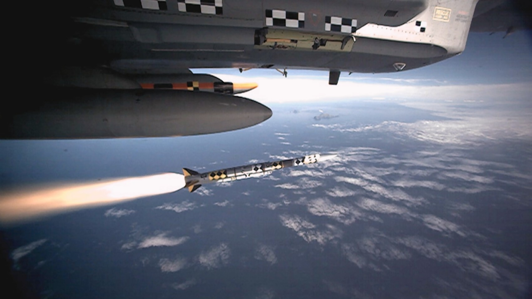 BAE Systems has successfully completed guided firing trials of the Meteor