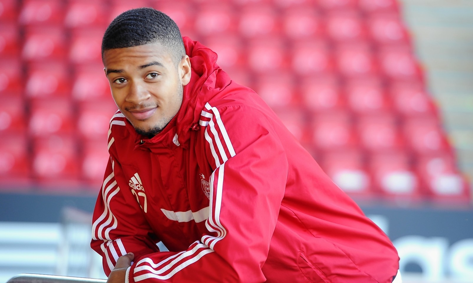 Michael Hector proved a big hit during his short spell with the Dons