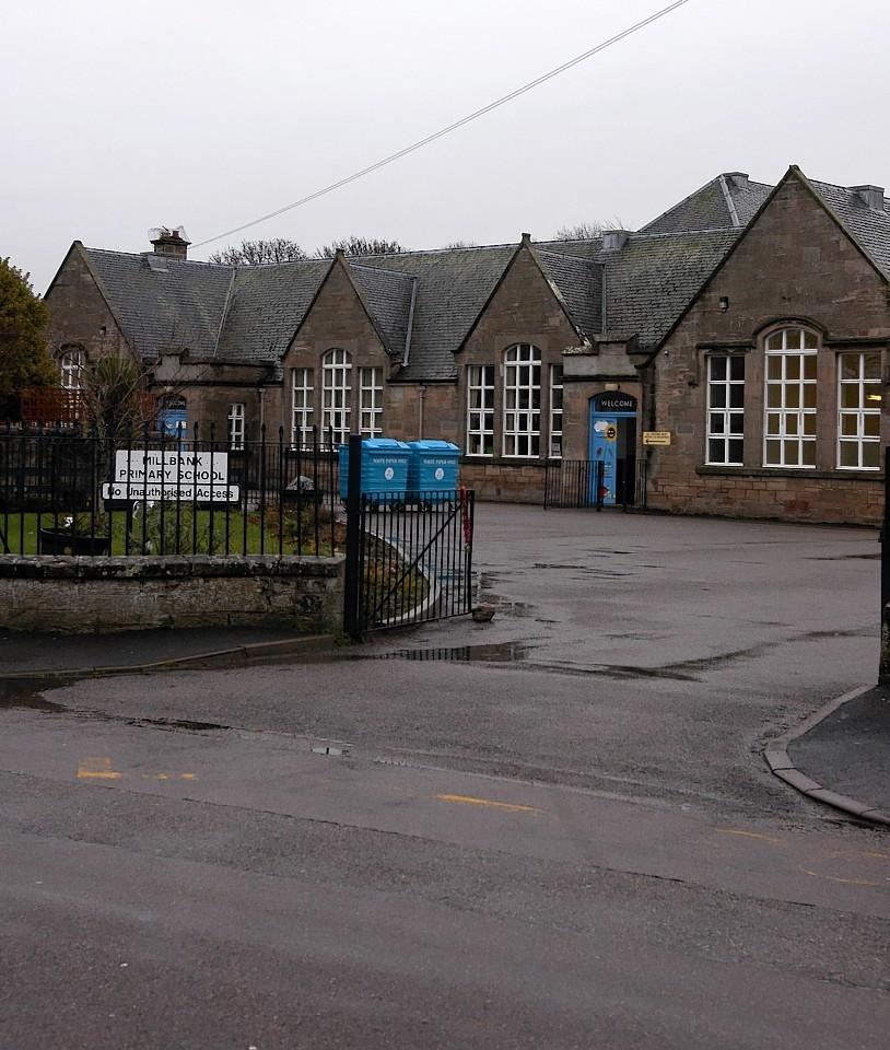 Millbank Primary School, Nairn