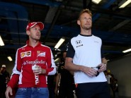 Jenson Button's F1 future has been in doubt