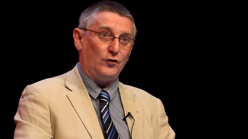 Cosla president David O'Neill slammed the reforms