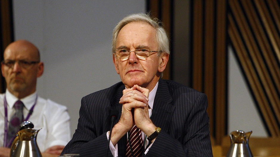 Lord Cullen carried out a review into fatal accident inquiries legislation.