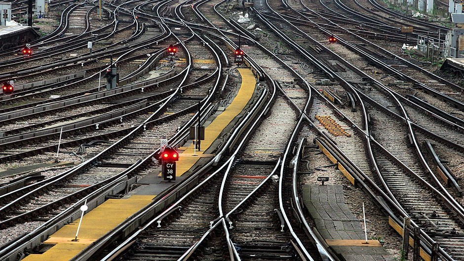 Rail links are on the agenda