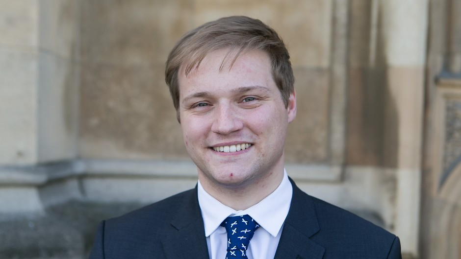 Stuart Donaldson, SNP MP for West Aberdeenshire and Kincardine.