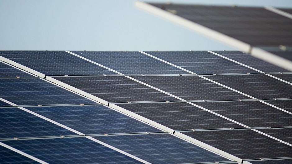 Mackie's is opening a big solar panel farm in Aberdeenshire