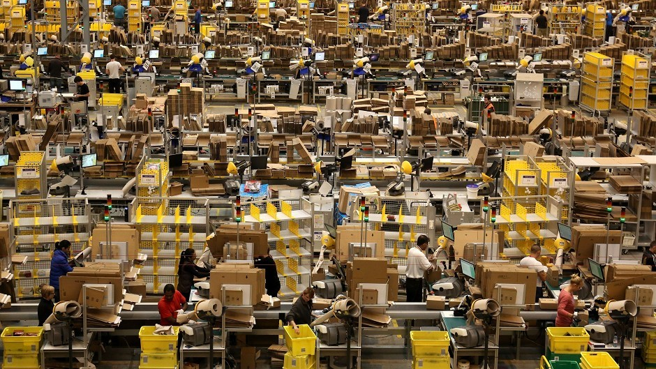 Amazon To Launch Grocery Delivery Service Press And Journal
