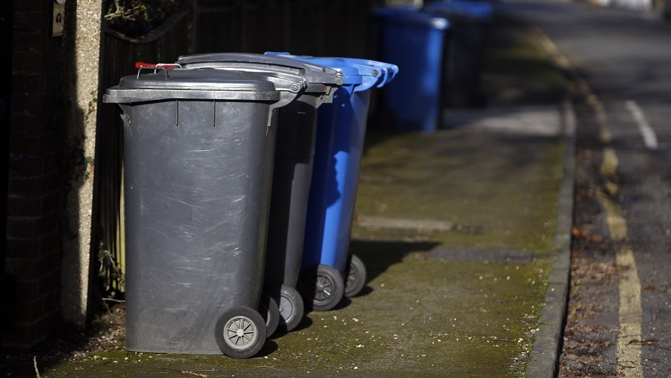 Bin collections