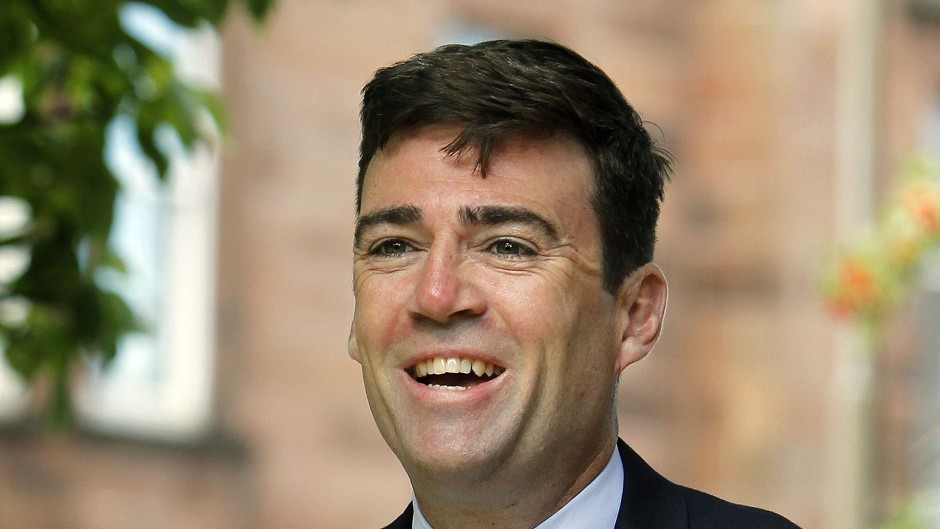 Former Labour leadership hopeful Andy Burnham has been appointed shadow home secretary
