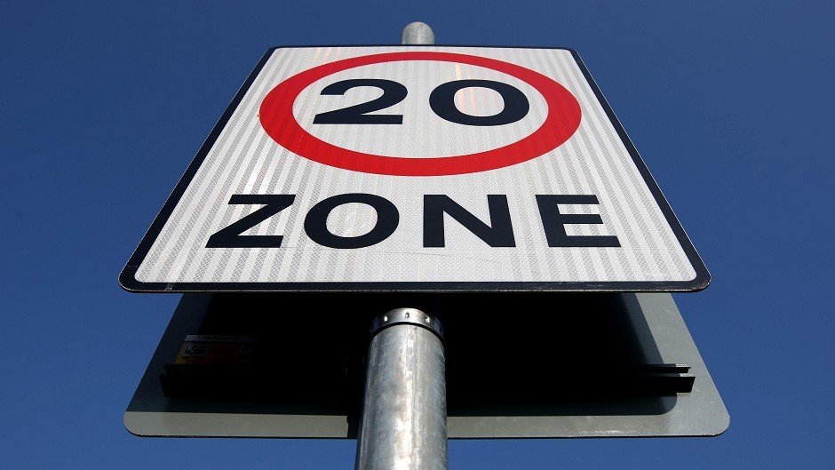 More roads in Inverness will be turned into 20mph zones