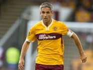 Motherwell captain Keith Lasley is facing Bolton in his testimonial