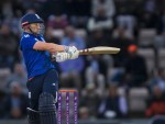 James Taylor hit 49 for England in the first one-day international