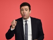 Labour leadership hopeful Andy Burnham says the UK should remain part of the EU and Nato