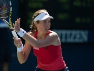 Johanna Konta has been getting advice on how to manage her nerves