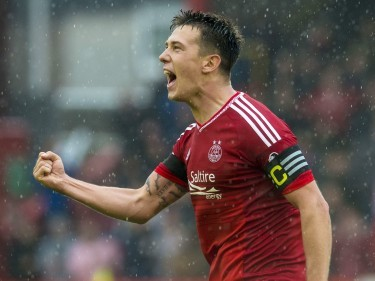 Dons captain Ryan Jack targets successful start to new year