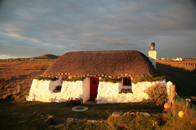 Drovers Cottage on the Isle of Tiree