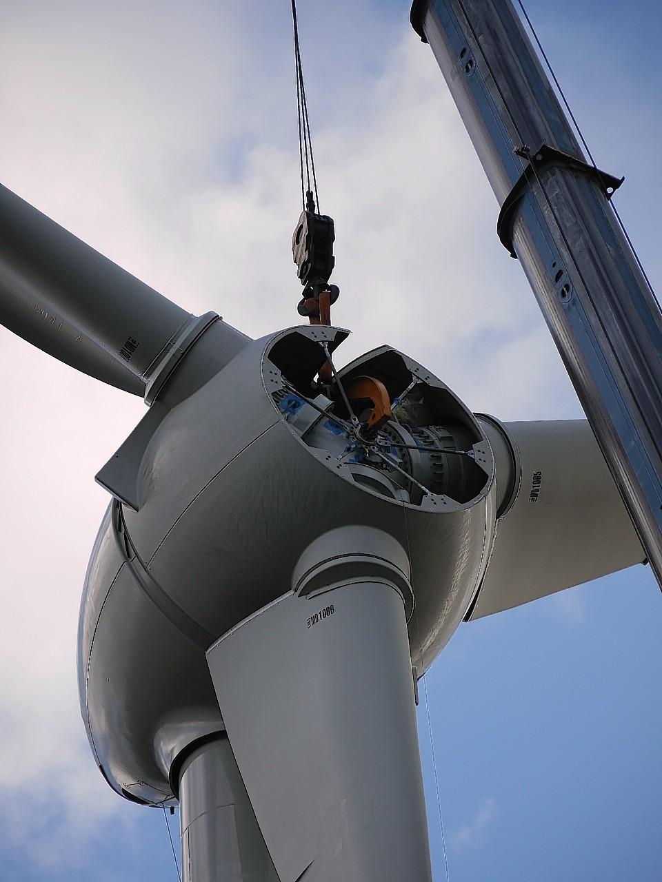 Fetterangus' turbine