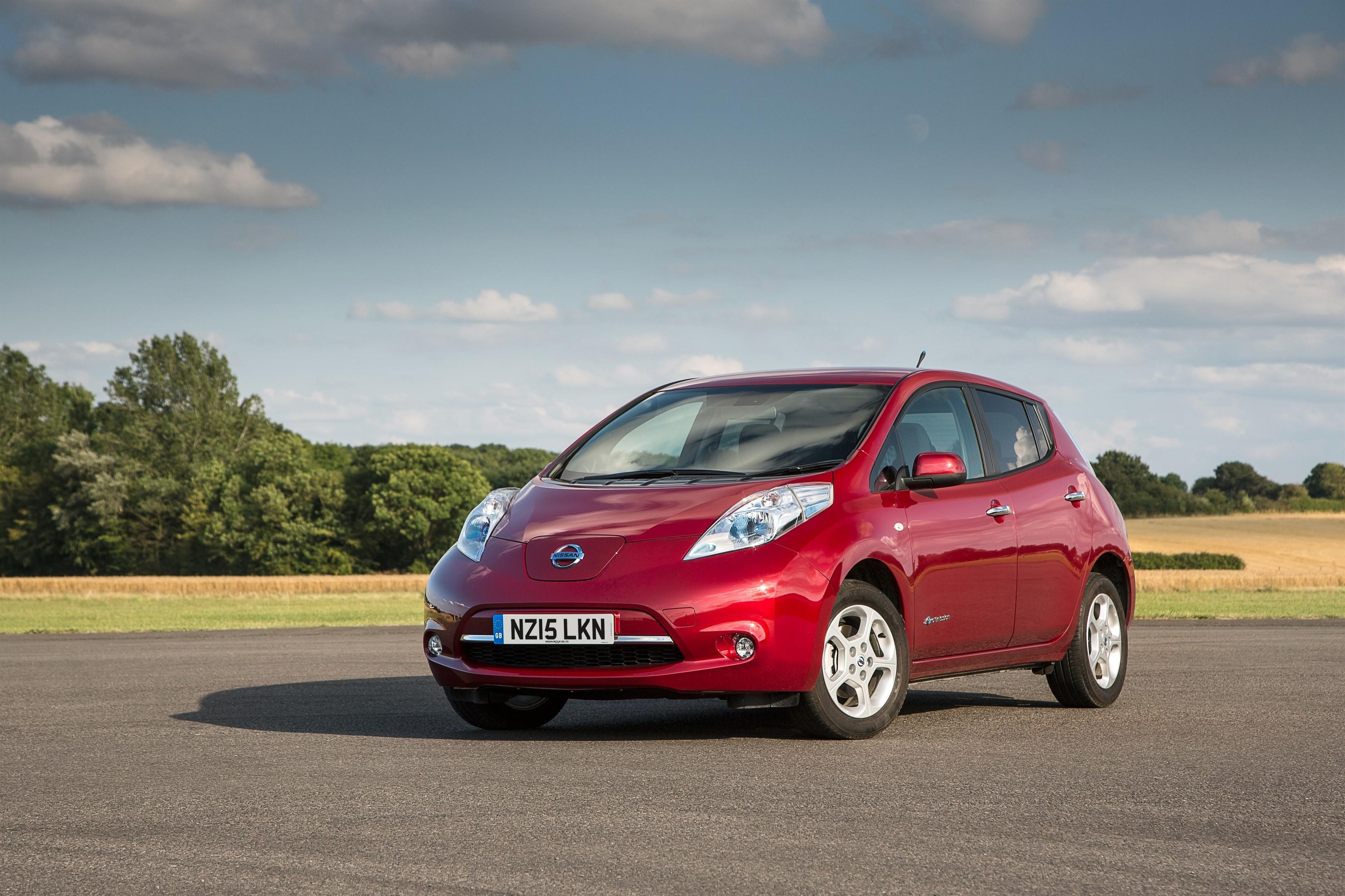 Nissan Leaf: Не надо бояться — модификация: тест-драйвы ...