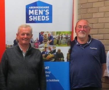 Men's Shed steering committee