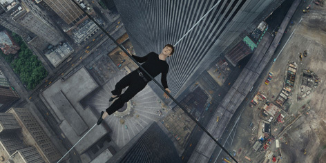 The Walk uses cutting-edge technology to capture the true story behind an extraordinary high-wire plight