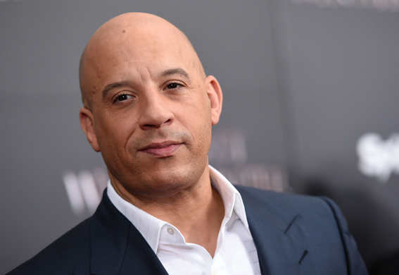 Vin Diesel is still keen to 'challenge the thespian' within