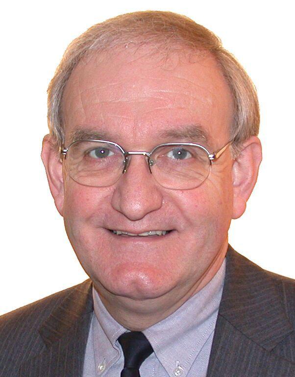 Reverend Dr John Nicholls