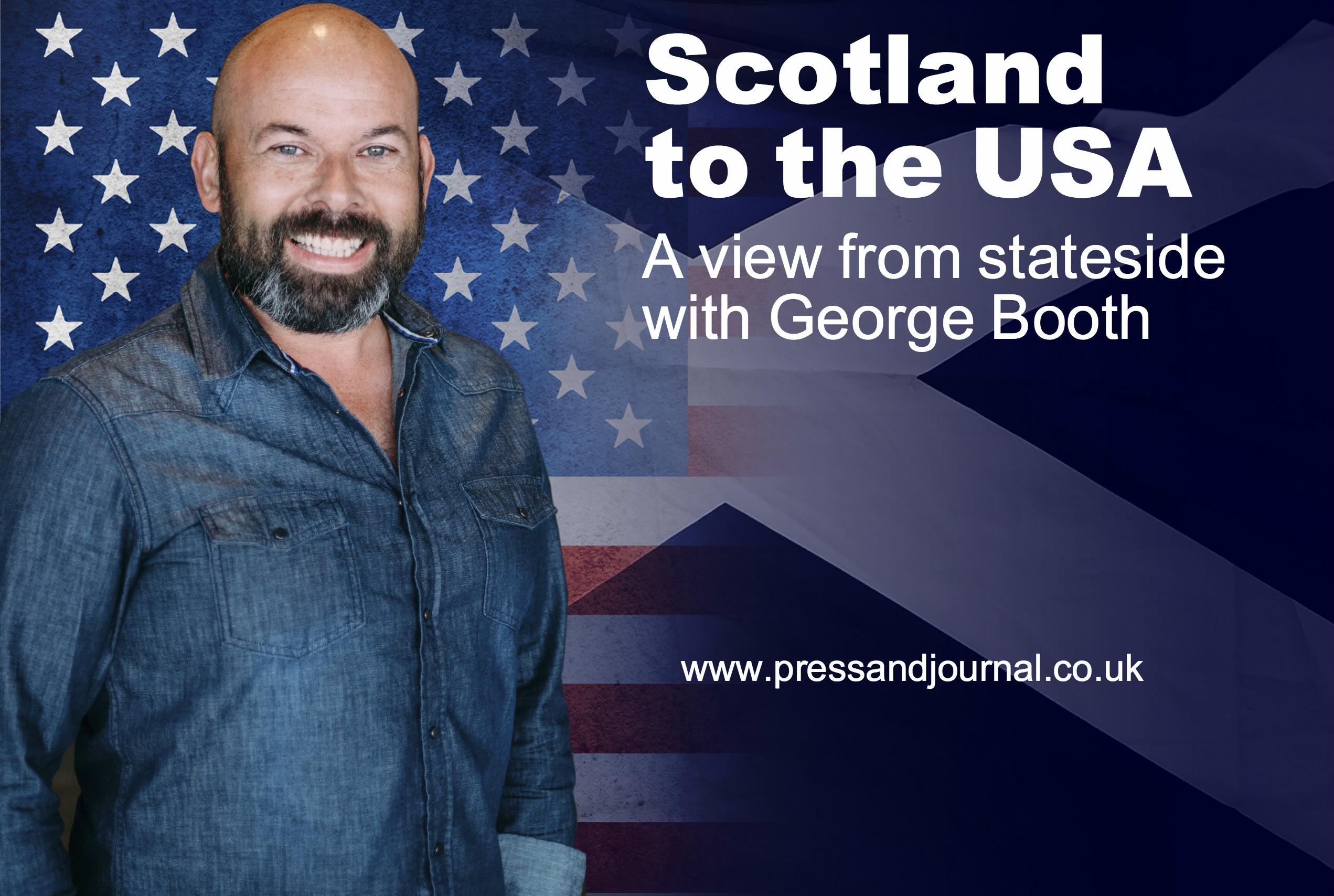 Scotland to the USA